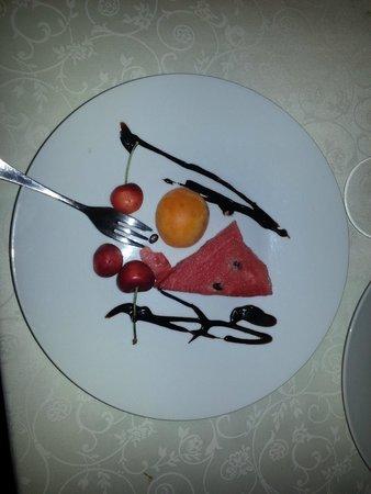 Casa Primavera : Fantasia frutta!!