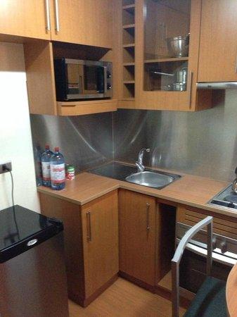 RQ Providencia: Cozinha