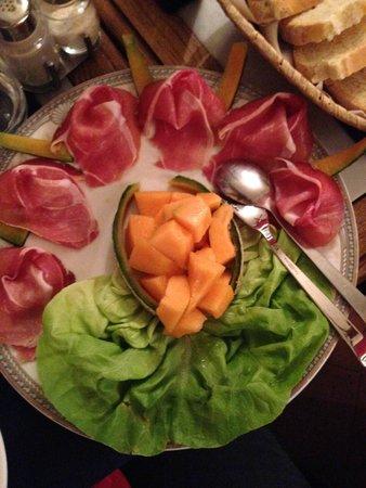 Trattoria Nella : Yummy appetizer, fresh and delish