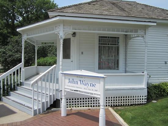 John Wayne Birthplace & Museum: birthplace