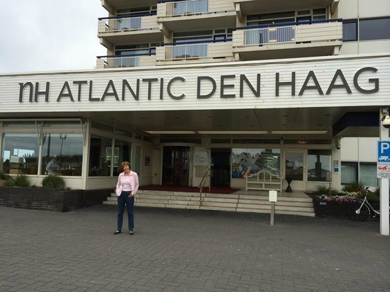 NH Atlantic Den Haag: Home away from home!