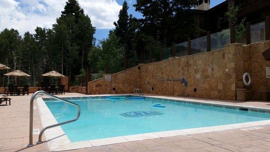 Stein Eriksen Lodge Deer Valley : The pool
