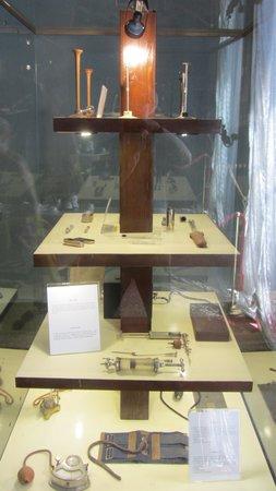 Palazzo Pfanner: Display of Medical Tools