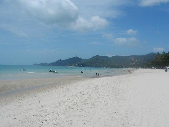 Banana Fan Sea Resort: beach