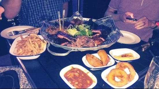 Red's True Barbecue Headingley: Let there be meat