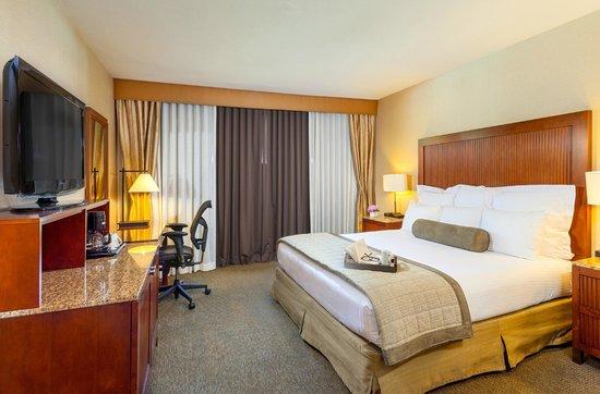 Handlery Hotel San Diego: Superior King Room