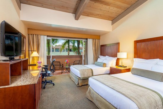 Handlery Hotel San Diego: Superior Two Double Beds
