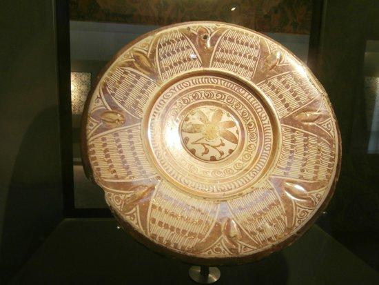 Alcázar: piatto arabo