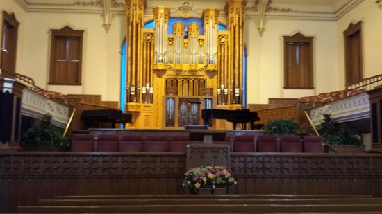Temple Square : Assembly Hall Organ
