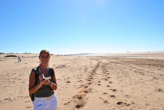 Essaouira Beach: La spiaggia