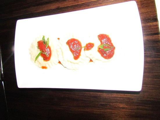 Bonefish Seafood Restaurant : ravioli