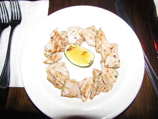 Bonefish Seafood Restaurant : tonno