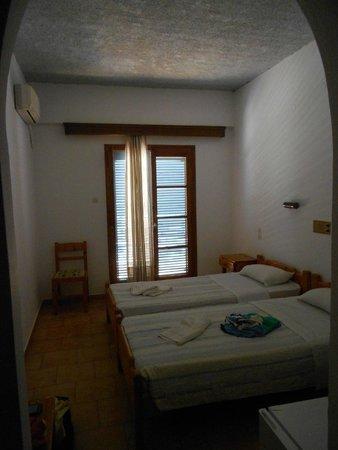 Hotel Zafiria : La camera