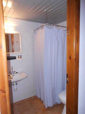 Hotel Zafiria : Il locale bagno