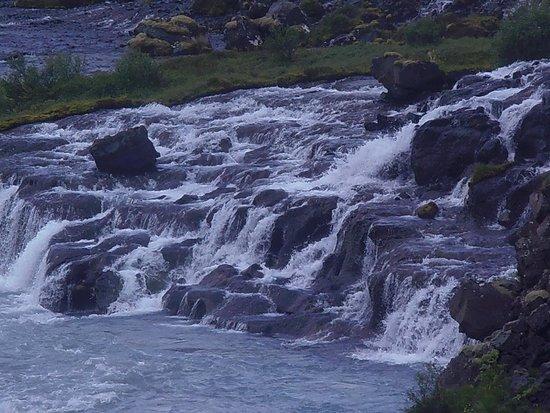 Snorrastofa: Hraunfossar