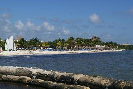 Ocean Maya Royale: grounds
