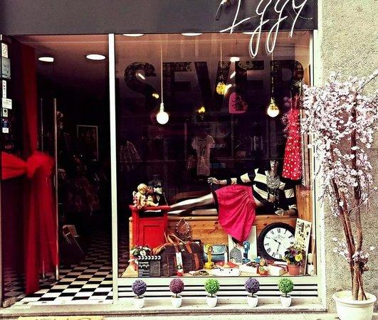 Iggy concept store
