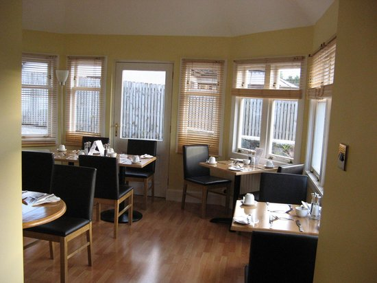 Buccleuch Guest House : Breakfast room