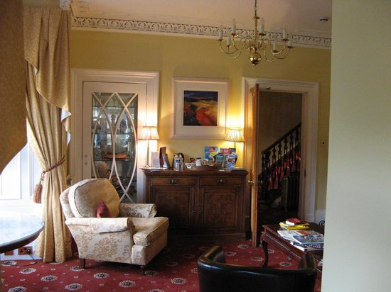 Buccleuch Guest House : Common room