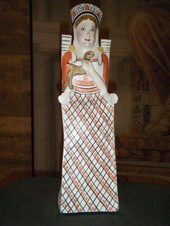 B&B Baia di Trentova: Paestum Museum - My Favorite Exhibit