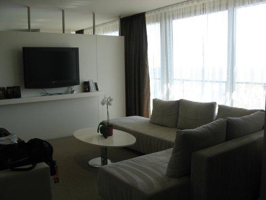 Rixos Hotel Libertas: Living room