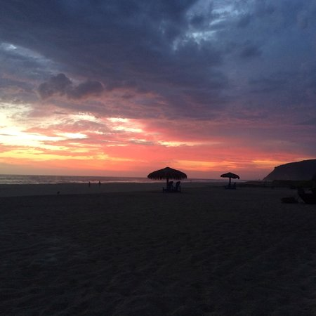 Rancho Pescadero : Paradise at sunset