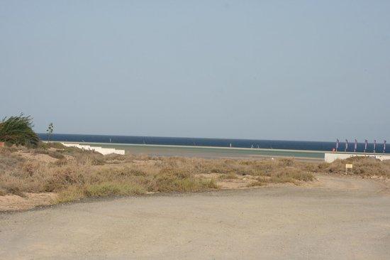 Playa de Sotavento (Playa Risco del Paso and Playa Barca)