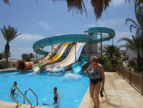 Fiesta Beach Club Djerba : piscine