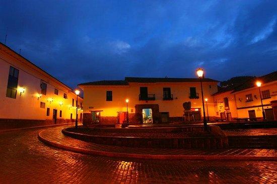 Casa Andina Premium Cusco: Fachada del hotel