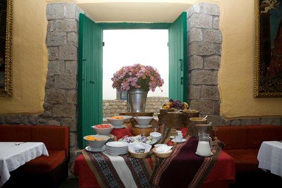 Casa Andina Private Collection Cusco: Desayuno Buffet
