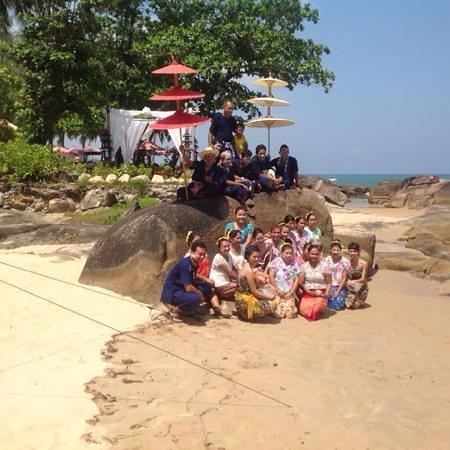 Khuk Khak, تايلاند: nieuwjaar in Laguna resort