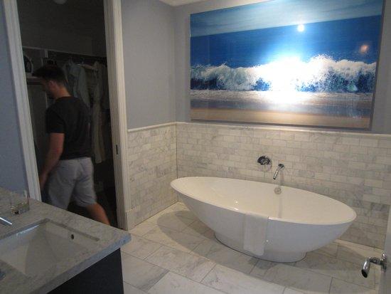 Hotel ZaZa Dallas : Bungalow 7 Bath