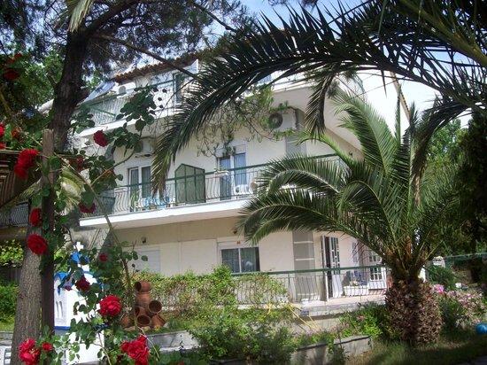 Aquarius Hotel : ξενοδοχειο