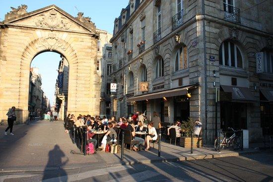 Cafe Le Dijeaux Bordeaux Restaurant Reviews Phone Number