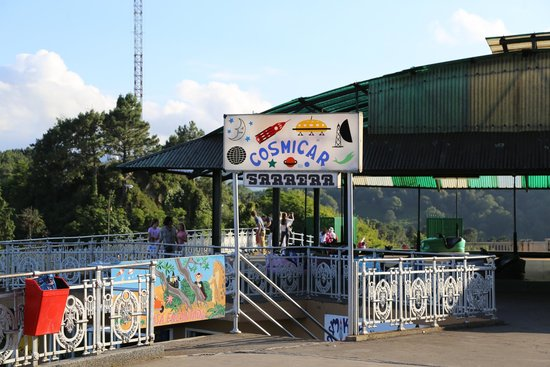Mercure Monte Igueldo: The otherworldly amusement park