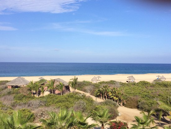 Rancho Pescadero: View from room 24