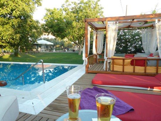 Labranda Ephesus Princess: aan het zwembad
