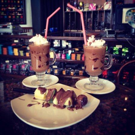Para Ti Chocolates: Deliciousness :-)