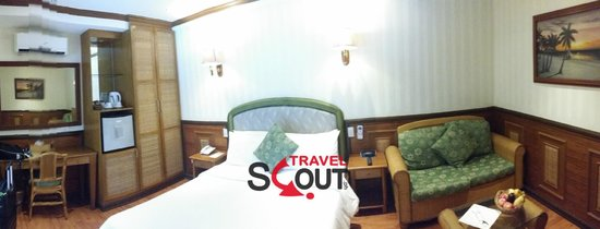 Red Coconut Beach Hotel : Deluxe Room
