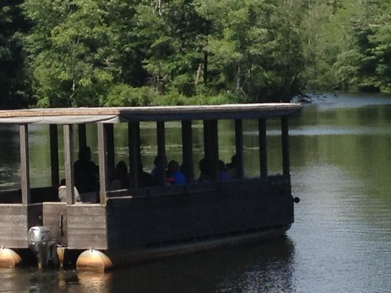 Old Sturbridge Village: Boat ride