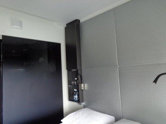 GLO Hotel Art: Angolo di una stanza
