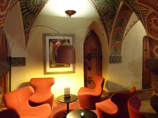GLO Hotel Art: Salottino