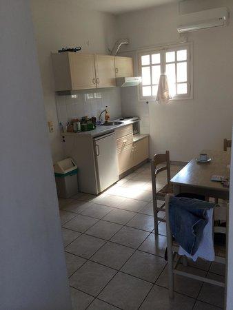 Hotel Sonia Mare : Кухня!