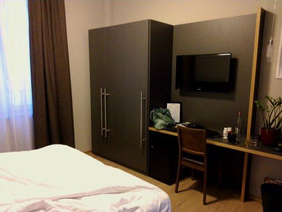 Hotel Osteria della Pista dal 1875: modern, clean appointments