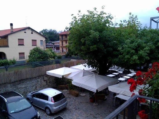 Hotel Osteria della Pista dal 1875: great food here