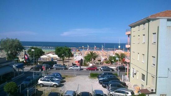 Hotel Ciondolo D'Oro : stupendo panorama