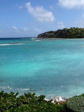 Pineapple Beach Club Antigua : view from Blacony