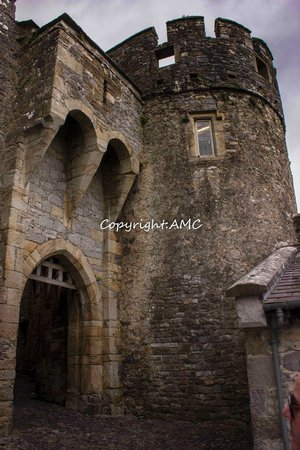 Cahir Castle : tower