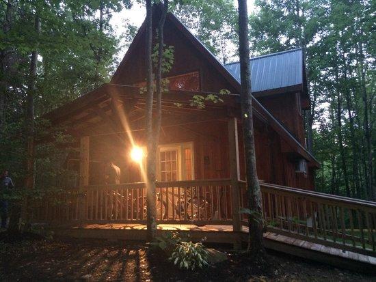 Cabin 4 Picture Of Summersville Lake Retreat Mount Nebo