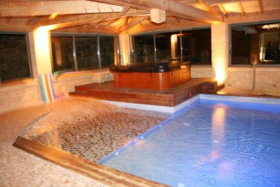 L'Incontournable - Villa de Luxe a Sarlat : JACUZZI